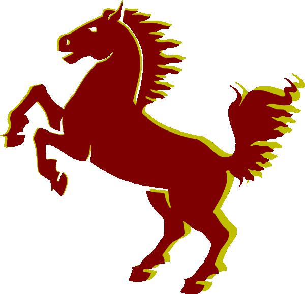 Mustang mustang head