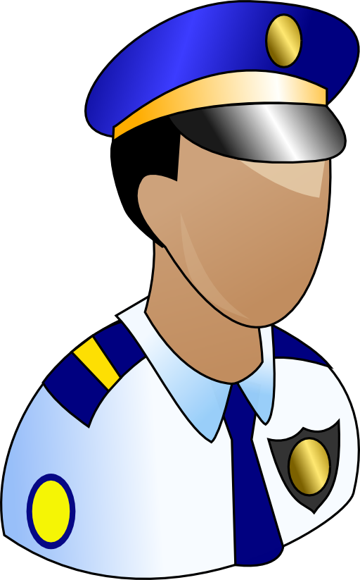 Tool clipart policeman. I royalty free public