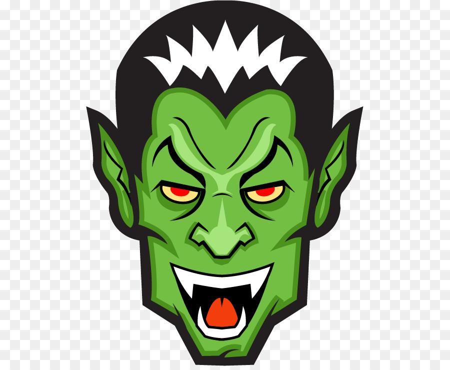 Vampire clipart green. Leaf background transparent clip
