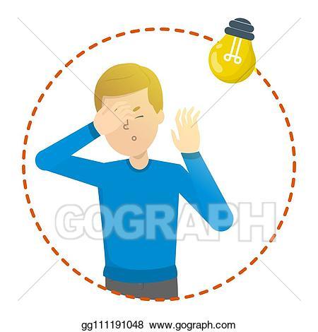 Headache clipart sensitivity. Clip art vector man