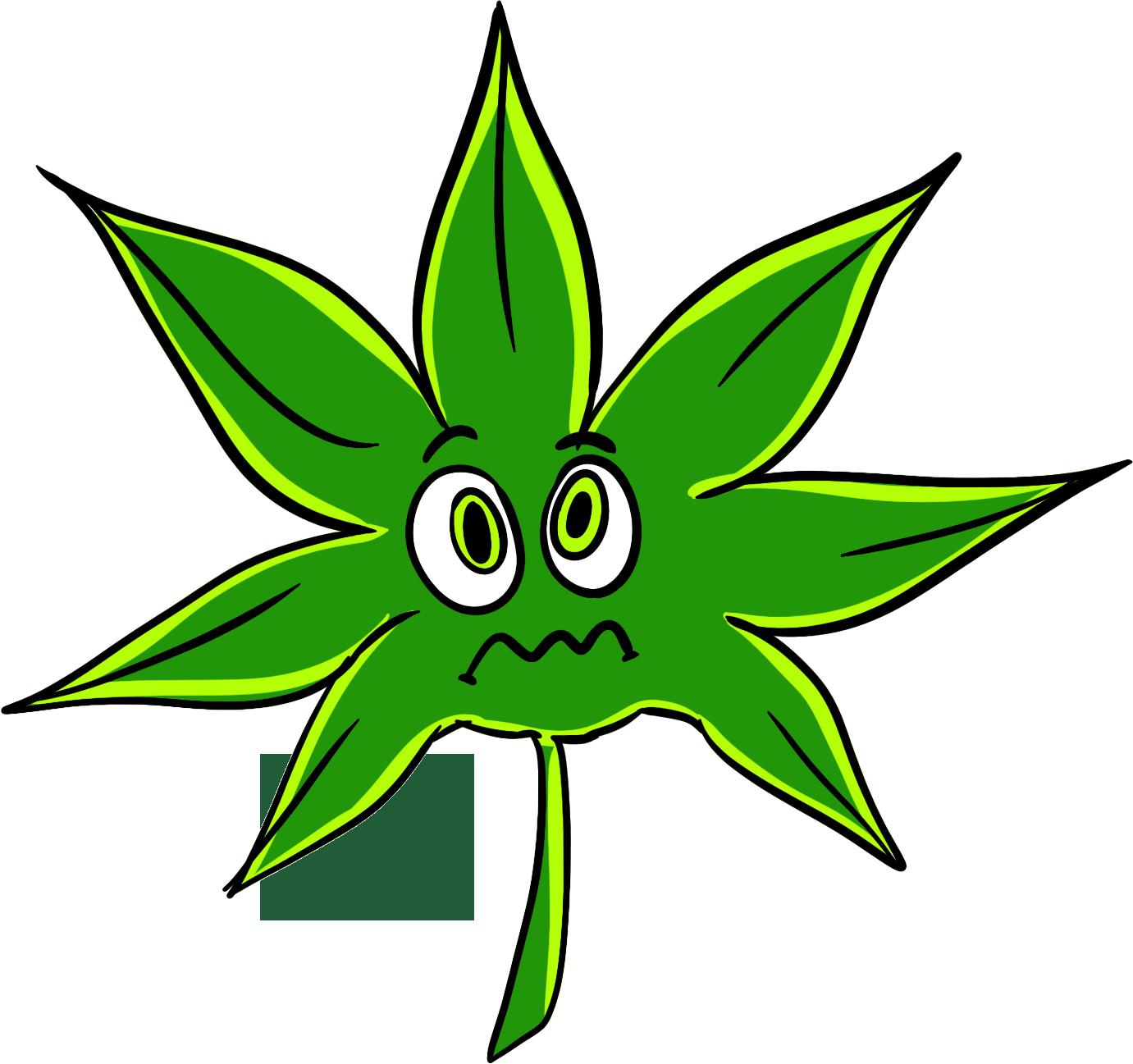 Nyc diesel dry mouth. Marijuana clipart daun
