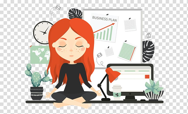 Psychological management stay fit. Stress clipart stress man