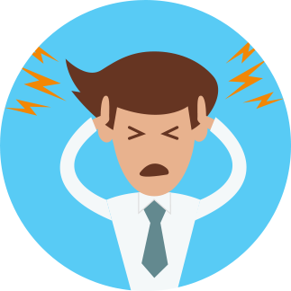 Hurt clipart child headache. Free cliparts transparent download
