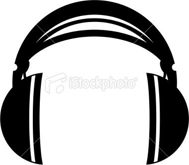 Clip art panda free. Headphone clipart