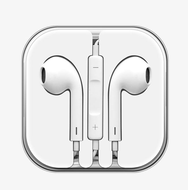 Headphone clipart accessories. White headphones png fitting