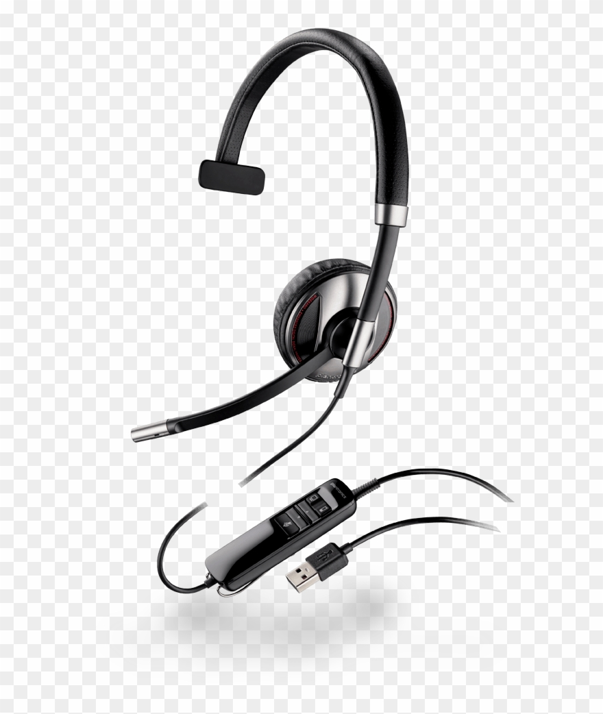 Headphones clipart accessories. Headsets and plantronics