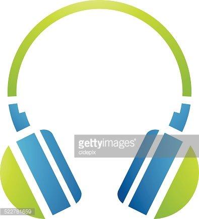 Pc headphones icon premium. Headphone clipart accessories