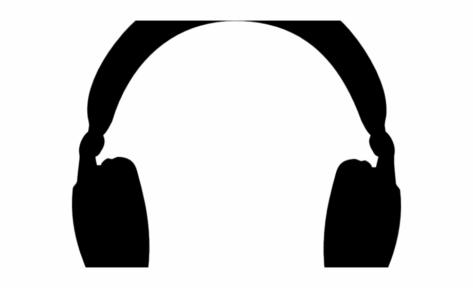 Headphone clipart animated. Headphones clip art black