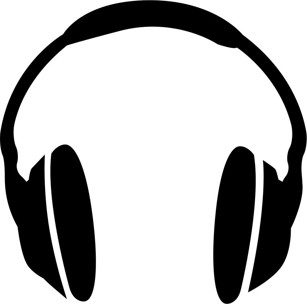 Audio cartoon png download. Headphones clipart clip art