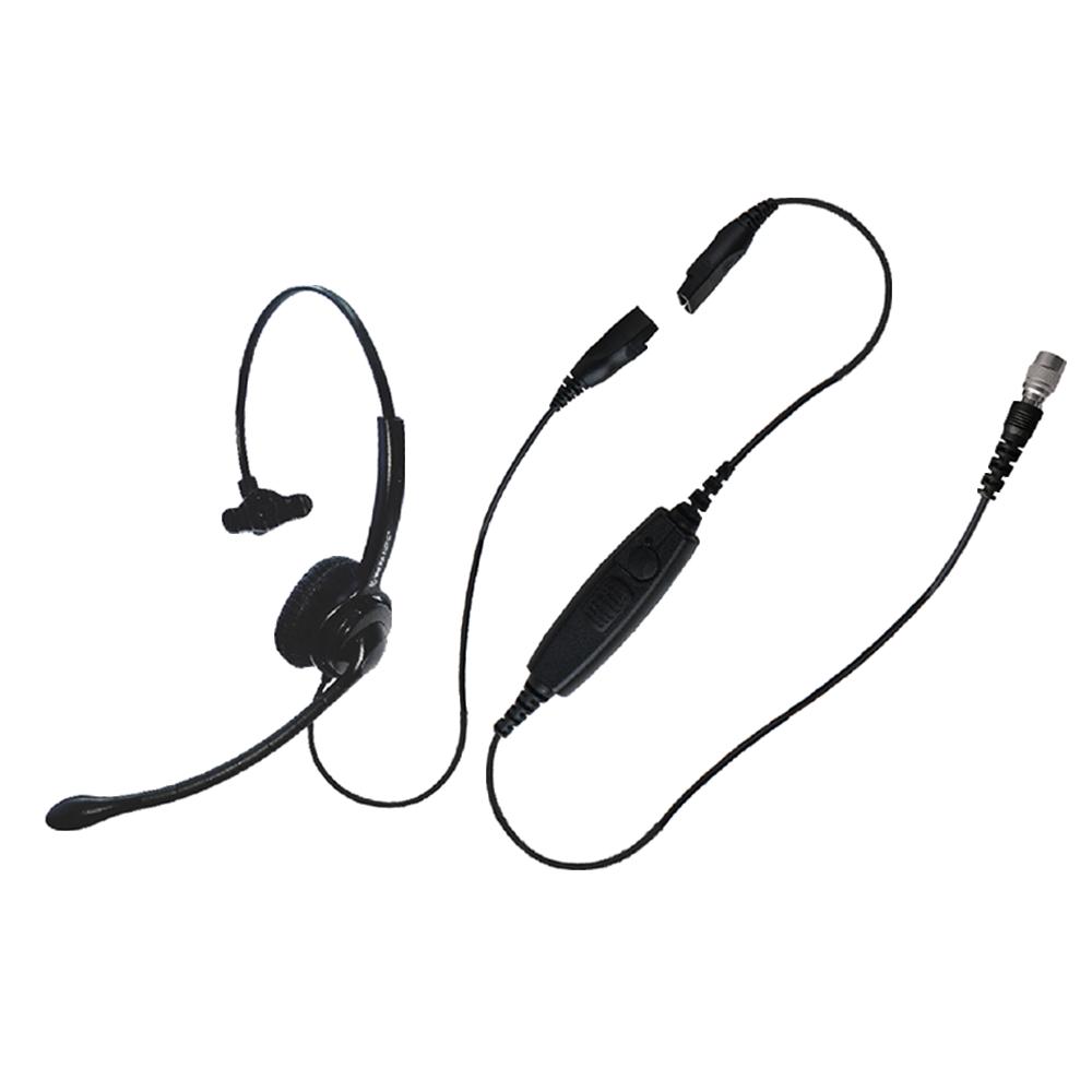 Wireless push to talk. Headphones clipart dispatcher
