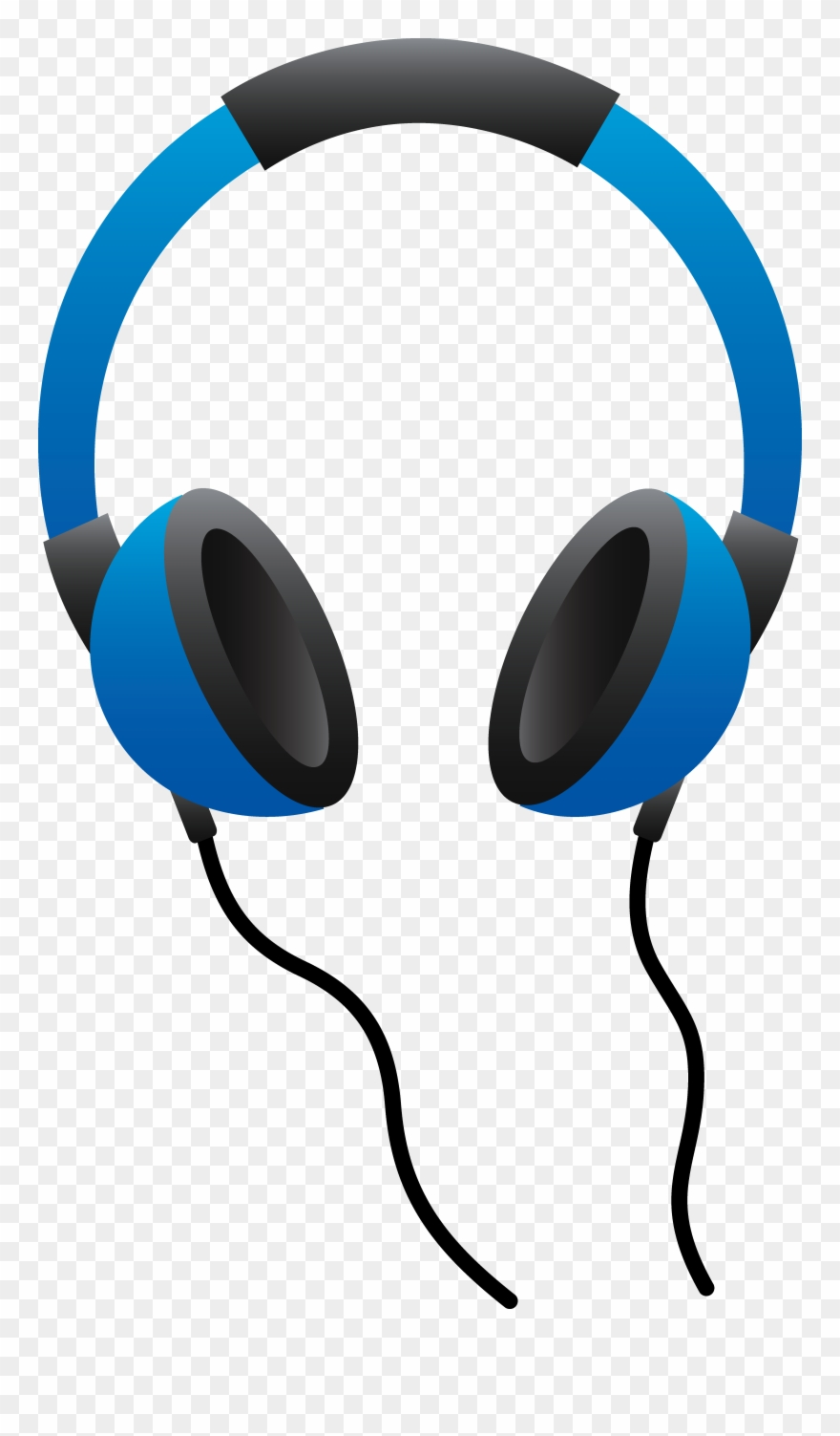 Headphones clipart clip art. Listening ear png download