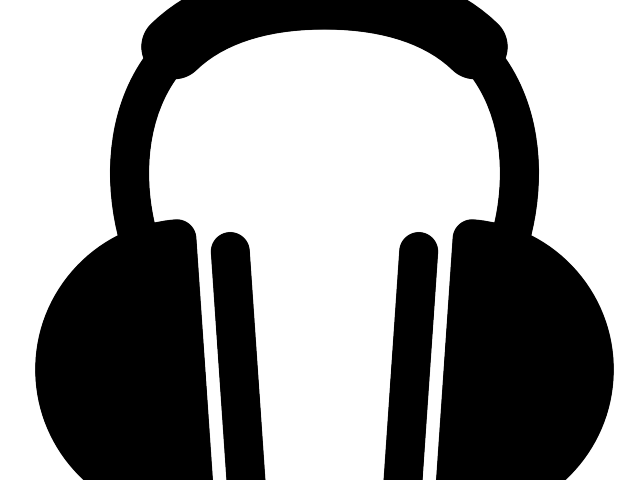 Headphones clipart jpeg. Free headphone download clip