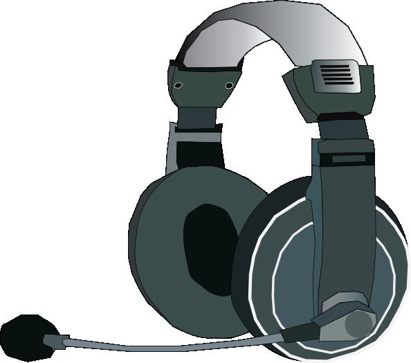 Sluchatka clip art at. Headphone clipart microphone clipart