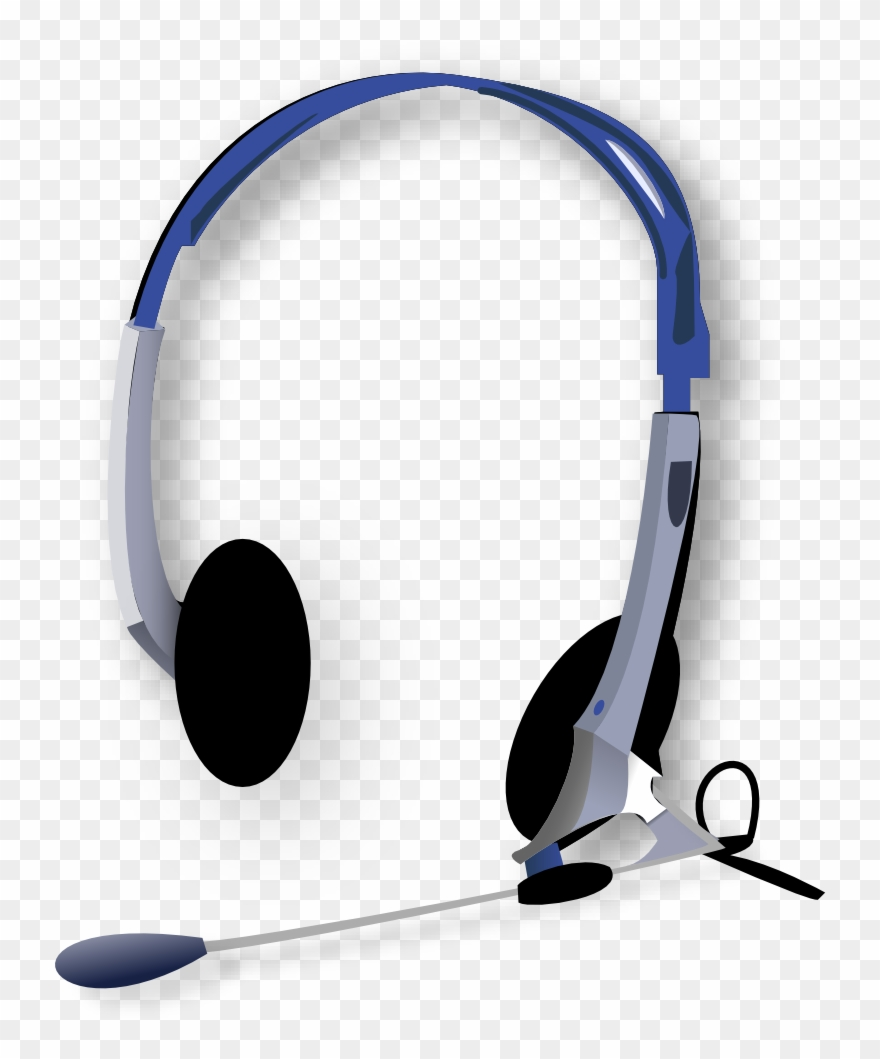 Headphones with clip art. Headphone clipart microphone clipart