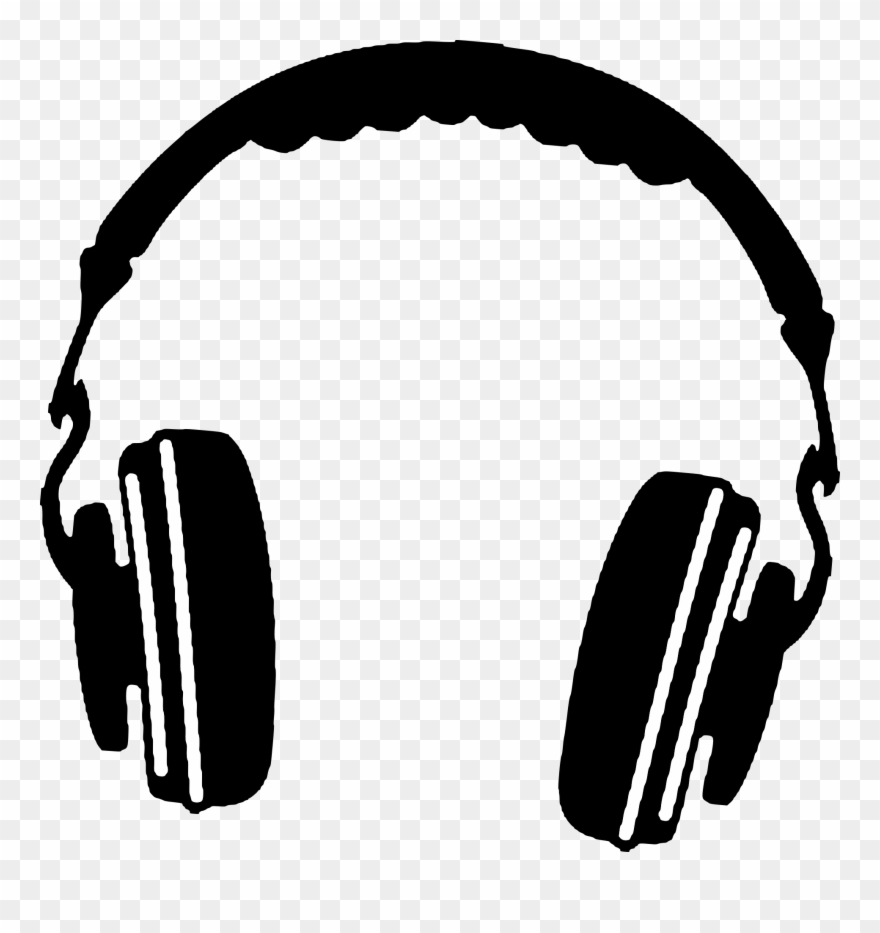 Headphone clipart preschool music. Relaxing dentist headphones png
