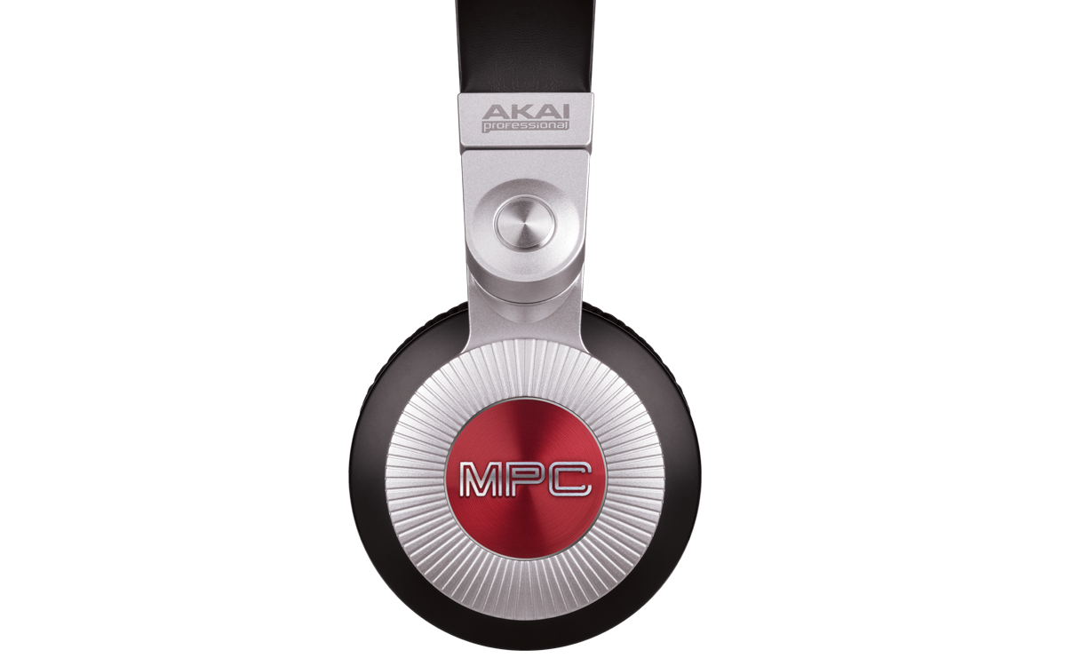 Headphones clipart head phone. Akai professional mpc