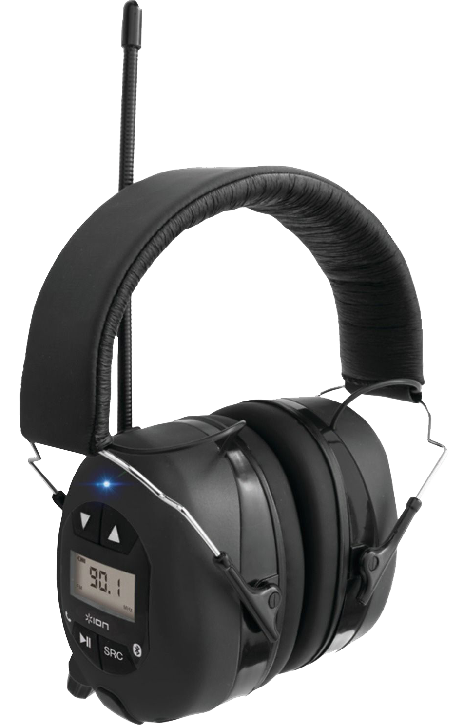 Headphone clipart radio headphone. Ion touch sounds hearing