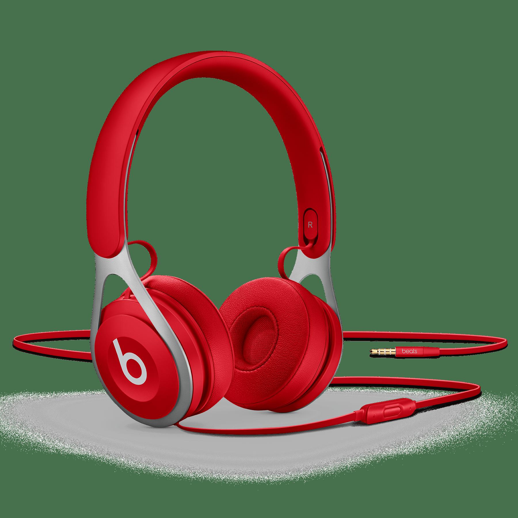 Headphone red headphone