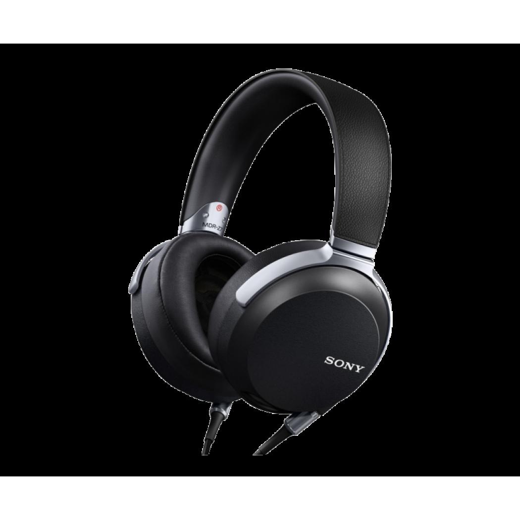 Headphone clipart sound bar. Sony mdr z hi