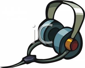 Headphone clipart stereo. Headphones clip art panda