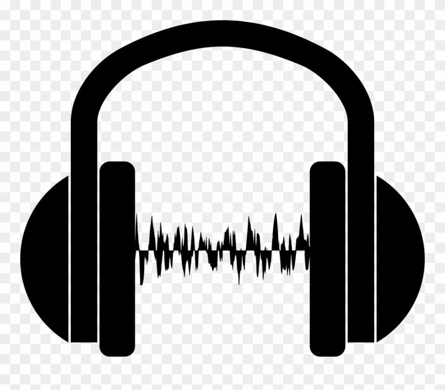 Headphone clipart word work center. Headphones clip art