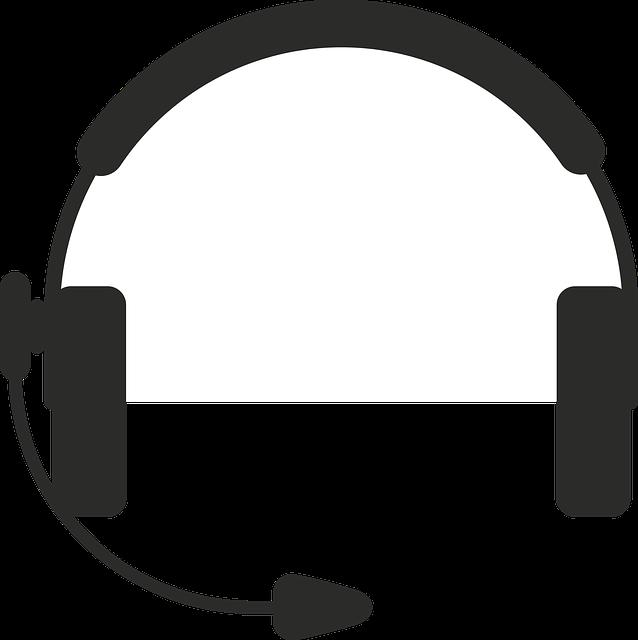 Meet our team interstate. Headphone clipart writing center
