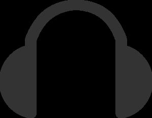 Clip art at clker. Headphones clipart
