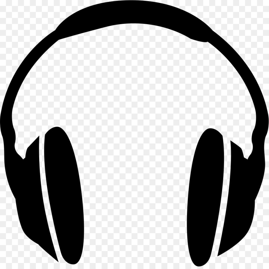Headphones clipart. Audio clip art cartoon