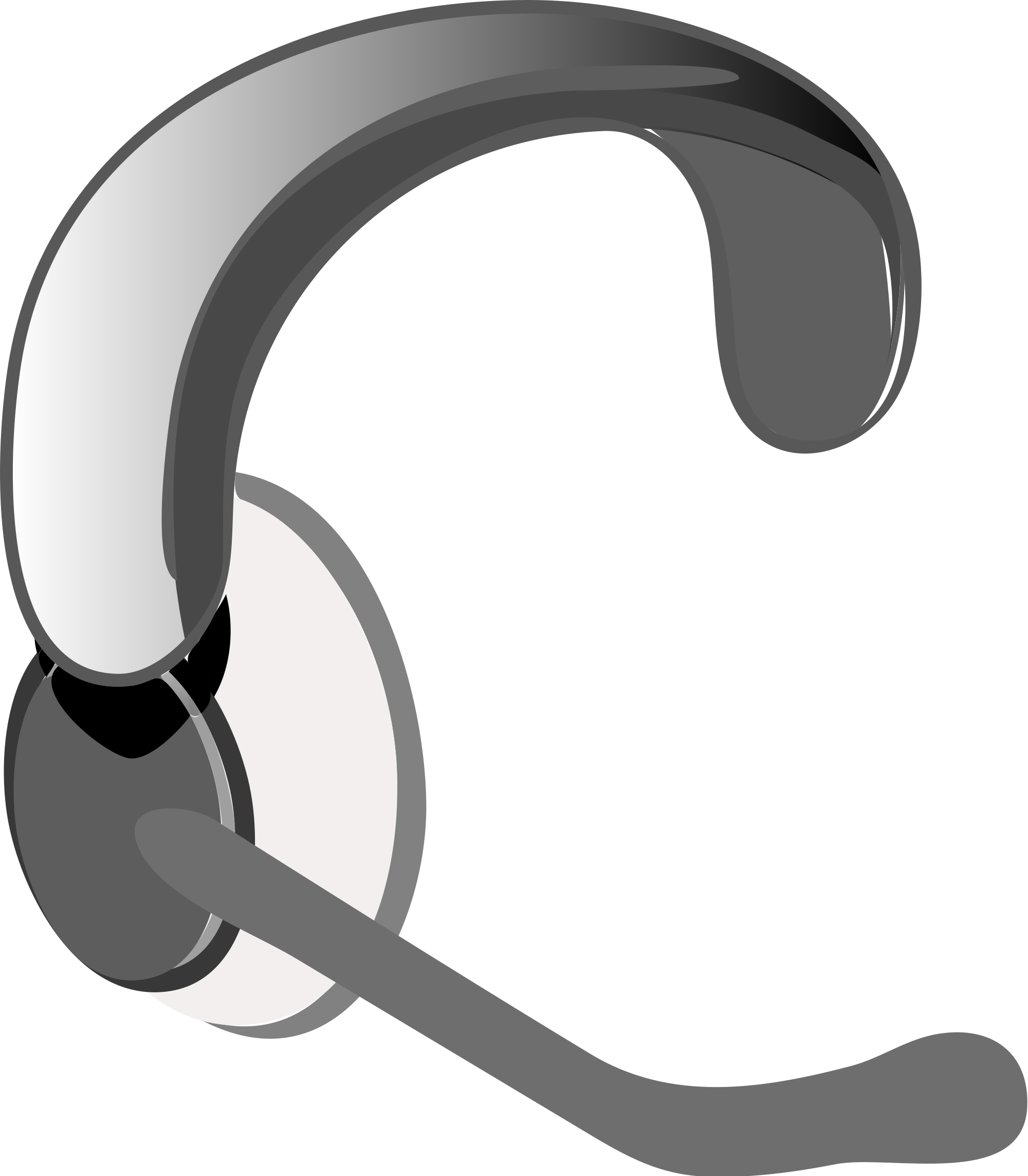 Headphones clipart file. Headset icon svg wikimedia
