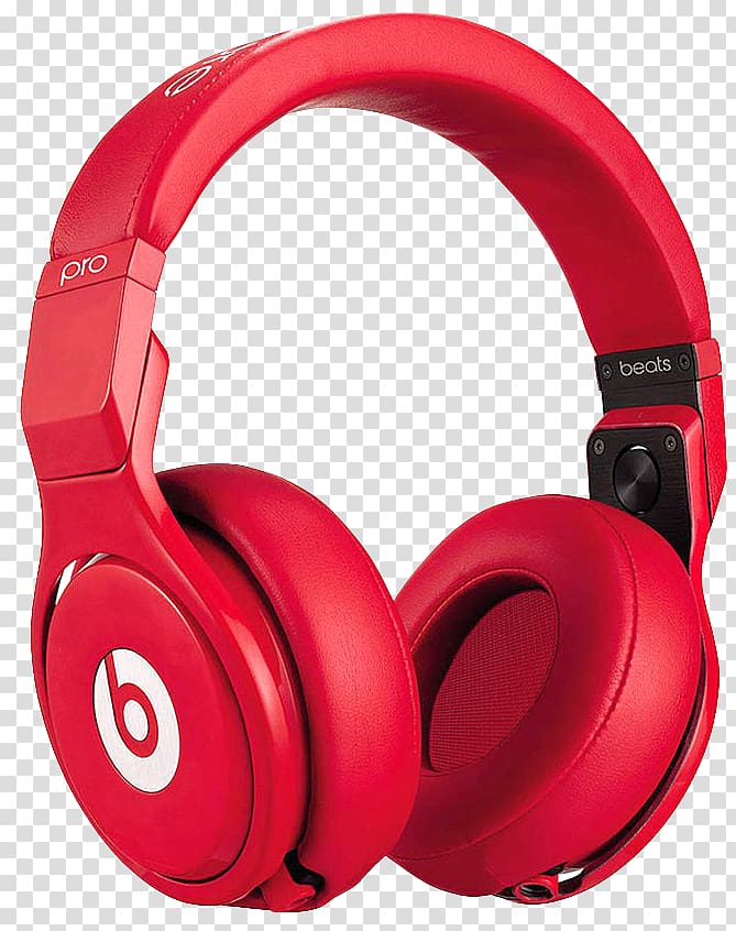 Headphones clipart headphone beats. Red by dr dre