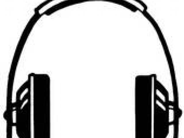 X free clip art. Headphones clipart jpeg