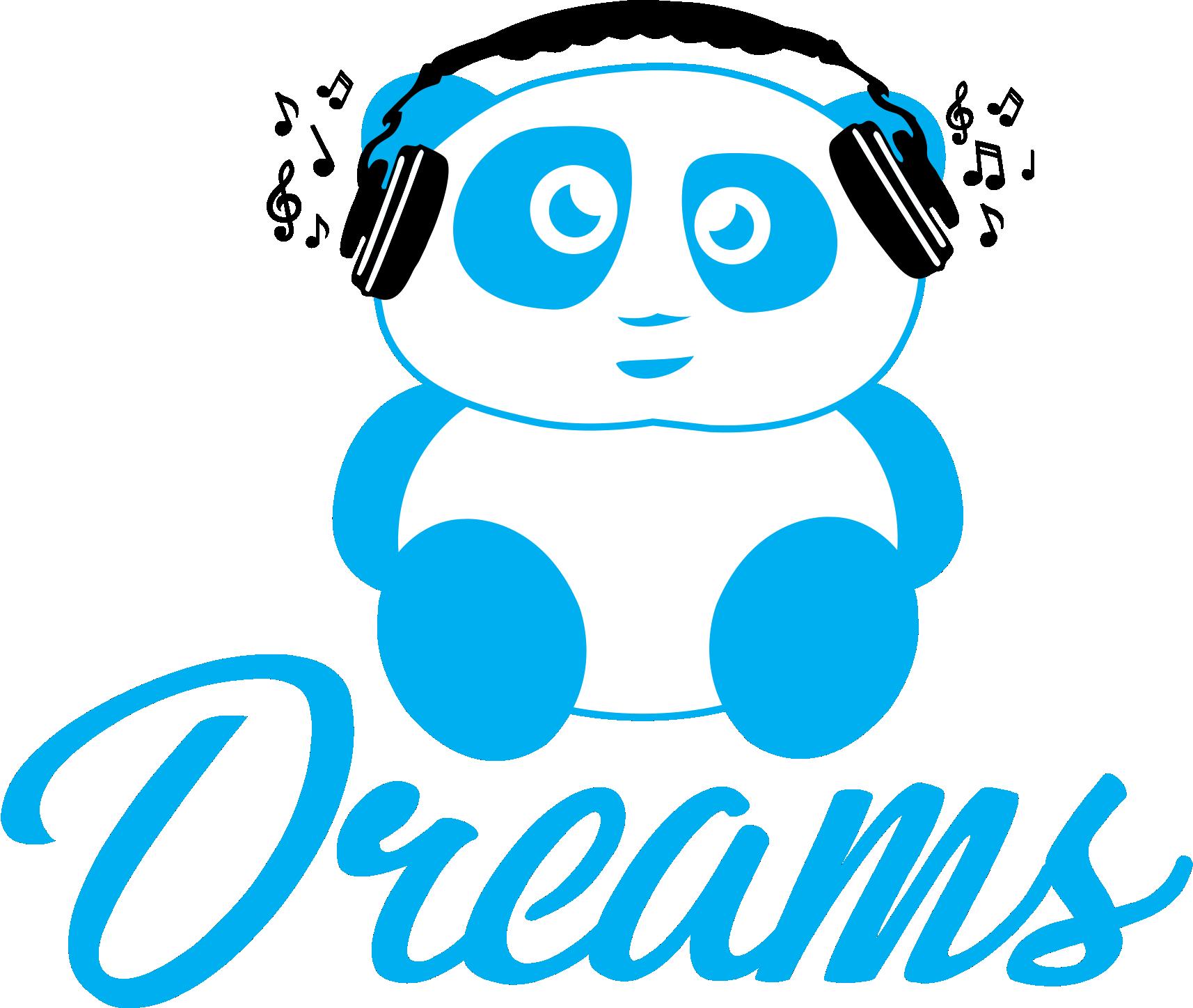 Headphones clipart listening post. Dreams music launches merchandise