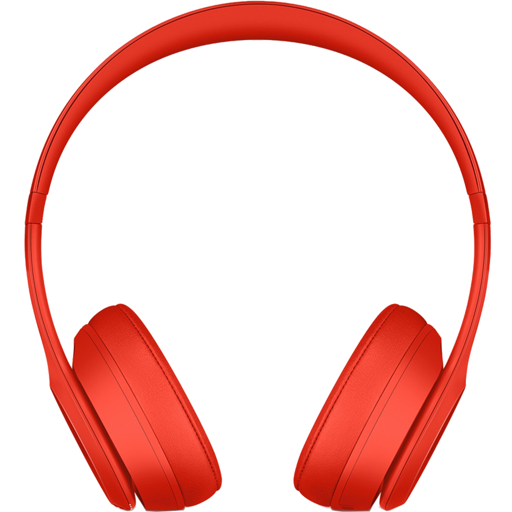 Headphones clipart red headphone. Headsets solo on ear