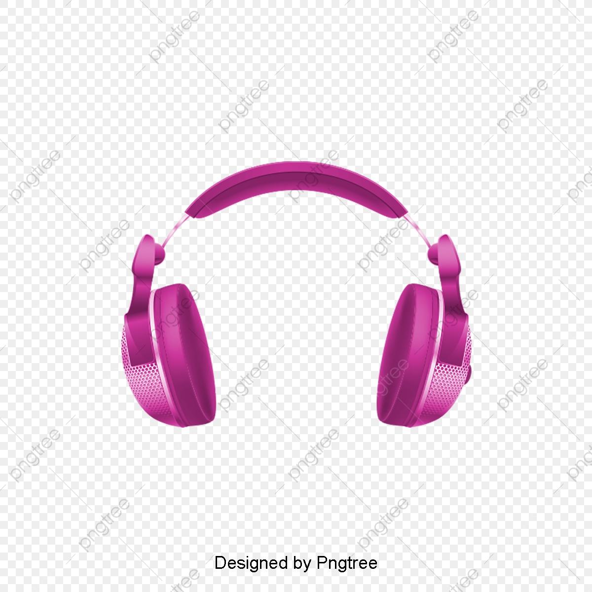 Earmuffs png transparent . Headphones clipart red headphone