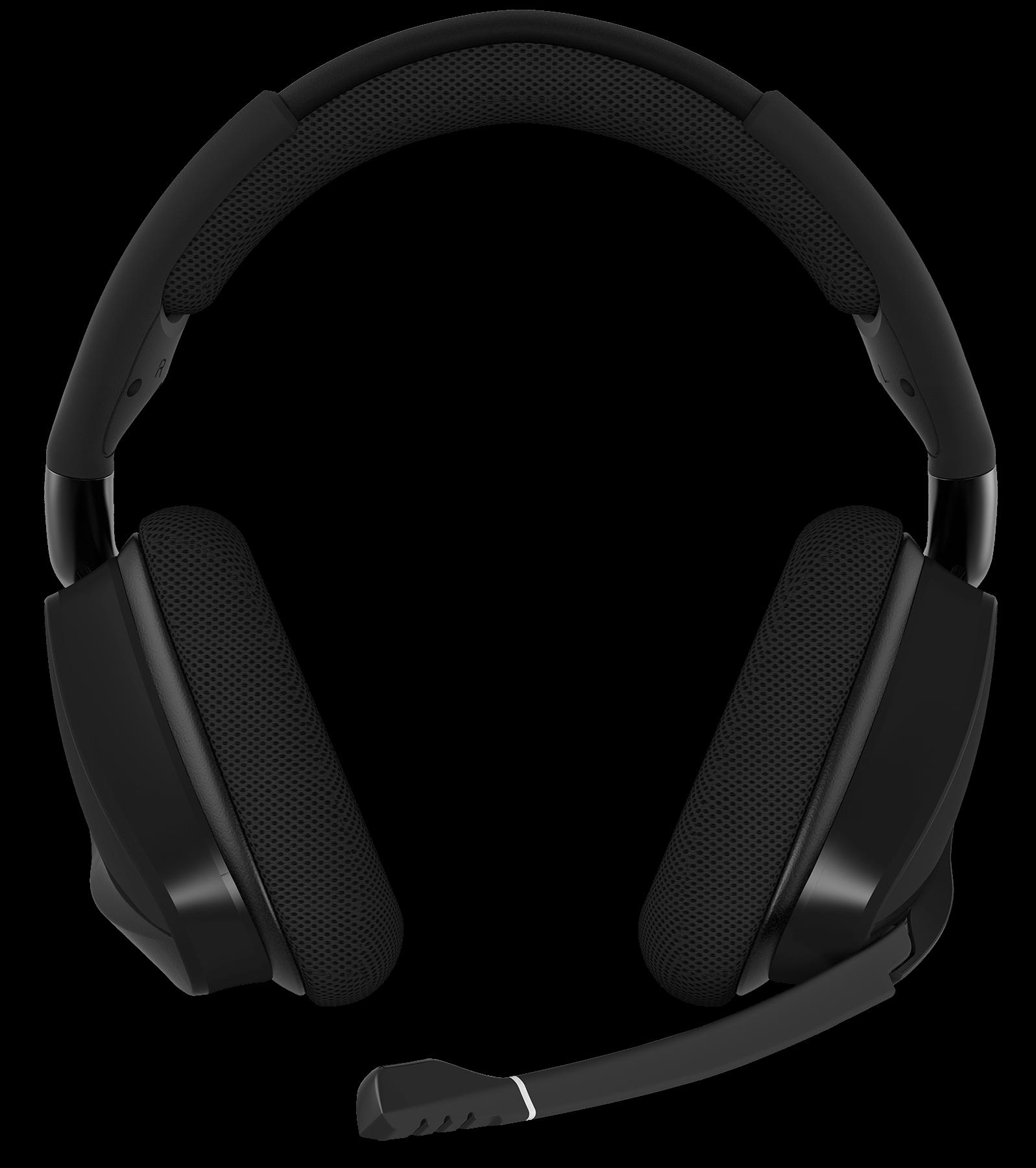 Corsair void pro rgb. Headphones clipart sound bar