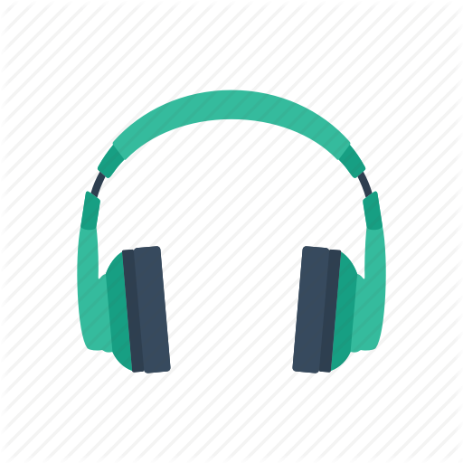 Music media by zohanimasi. Headphones icon png