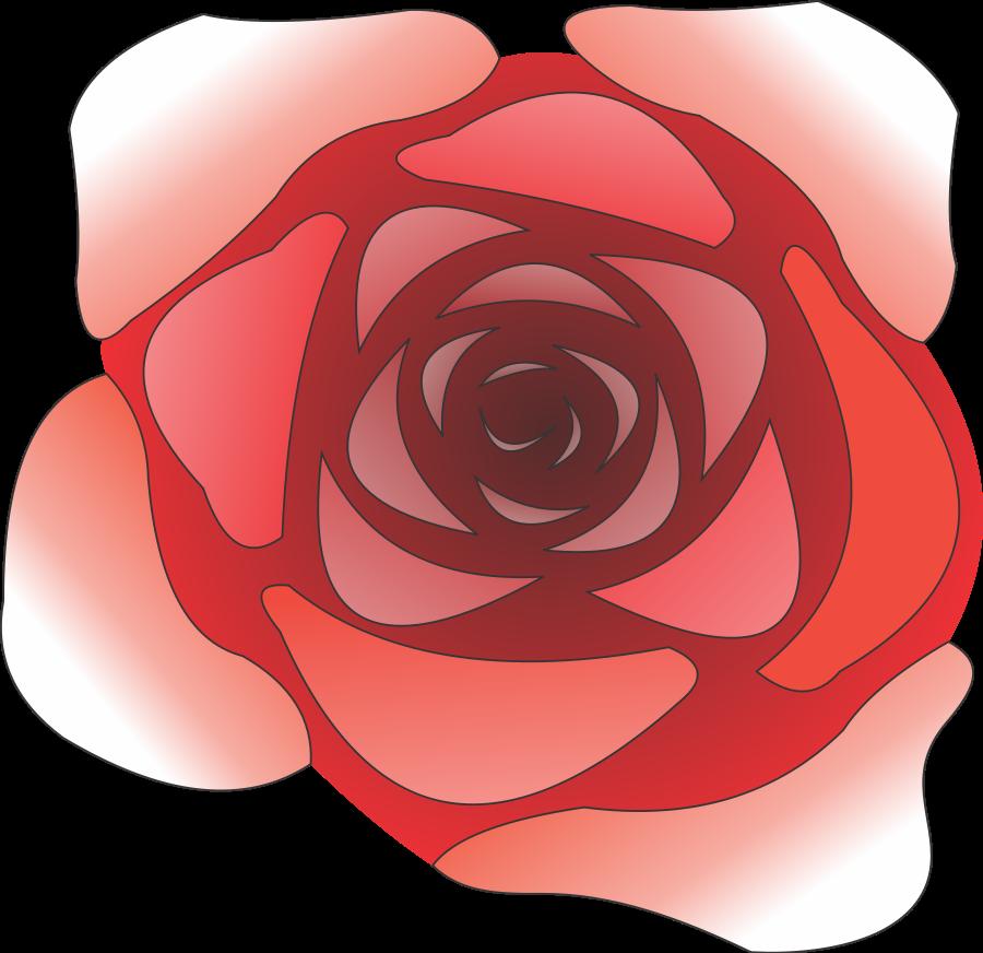 Rose clipart head. Clip art for headstones