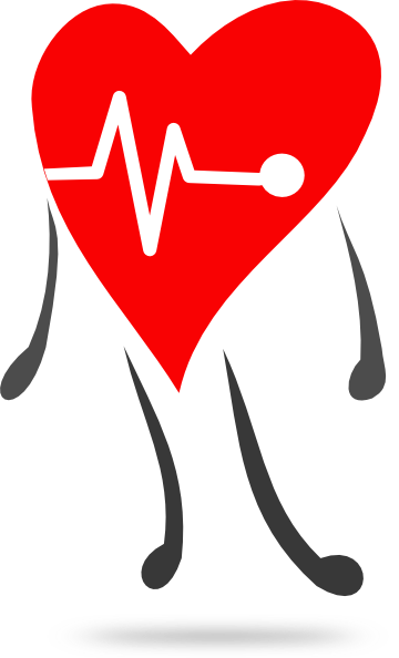 Health clipart. Heart