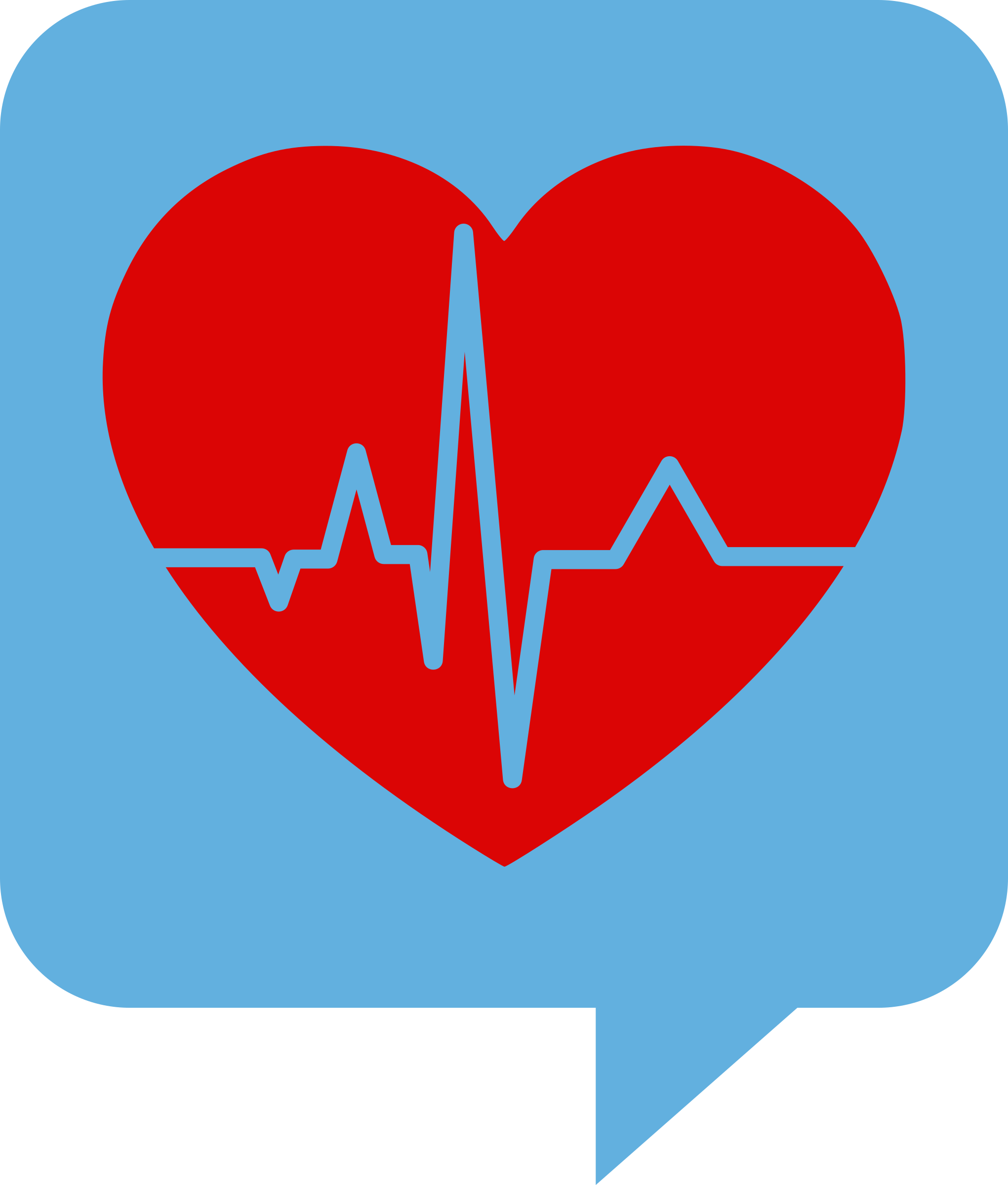 Heartbeat clipart health symbol.  collection of transparent