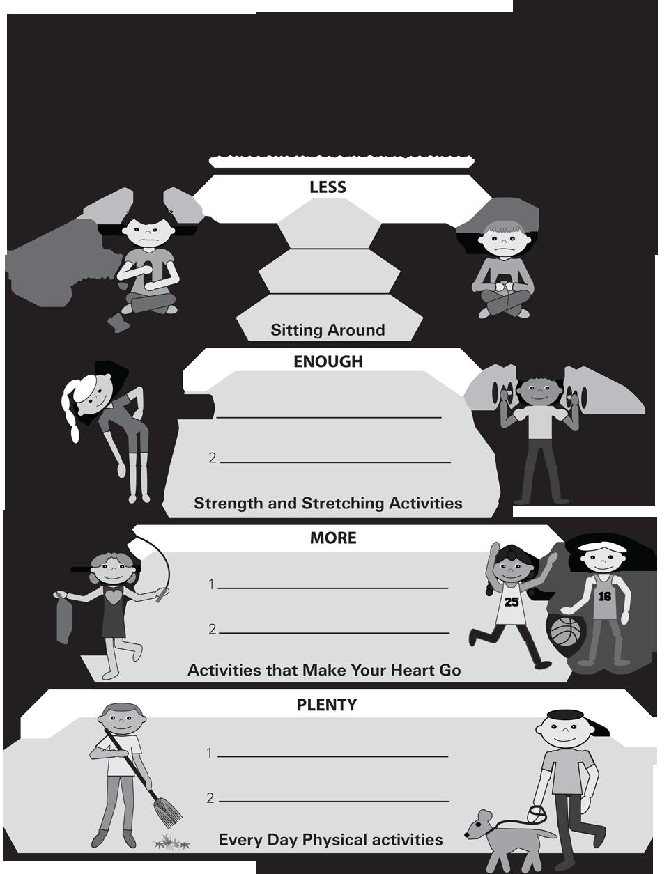 Teamwork clipart pyramid. My own activity homeschool