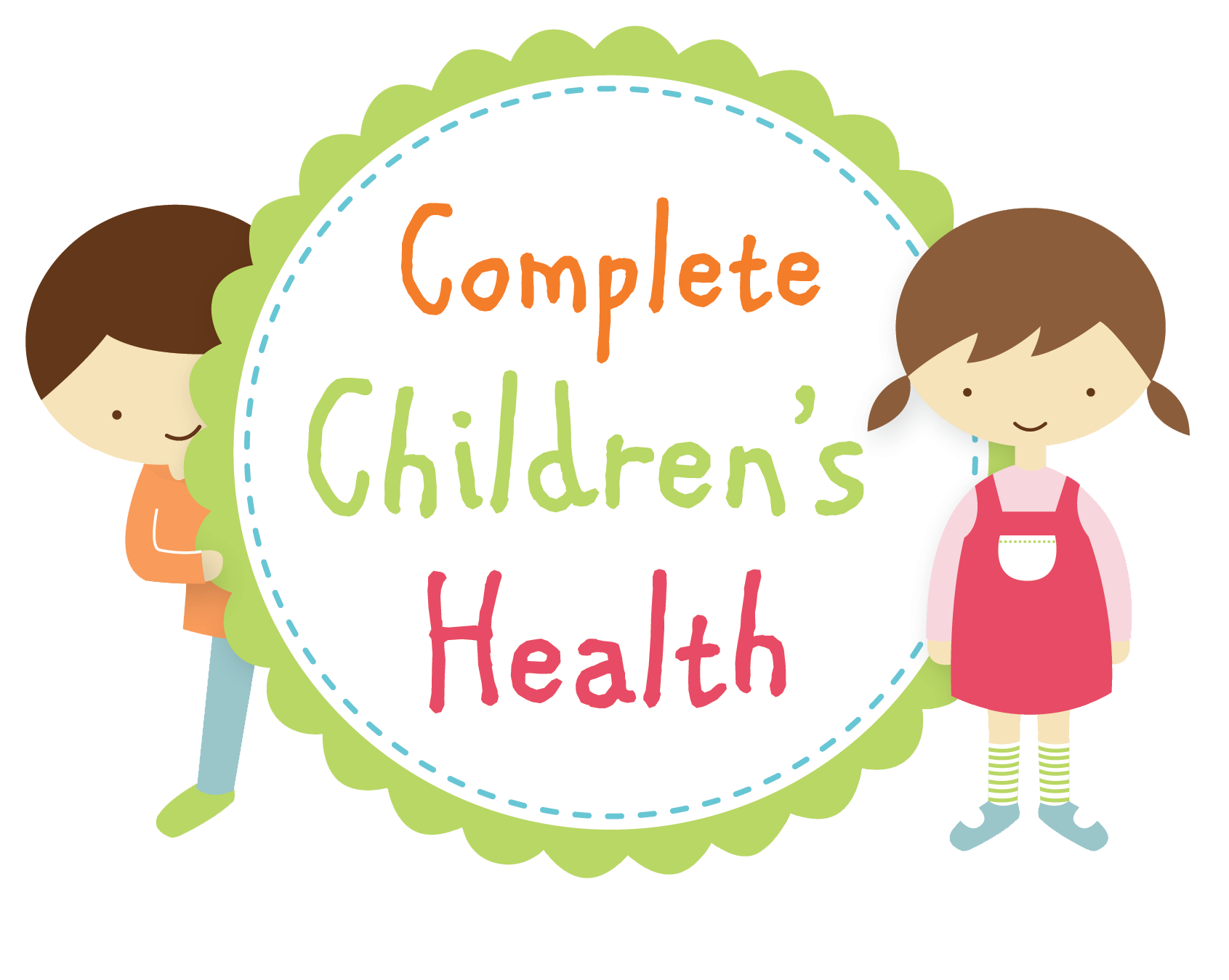 Complete children s leading. Health clipart children's