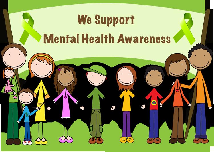 Children s mental matters. Health clipart children's