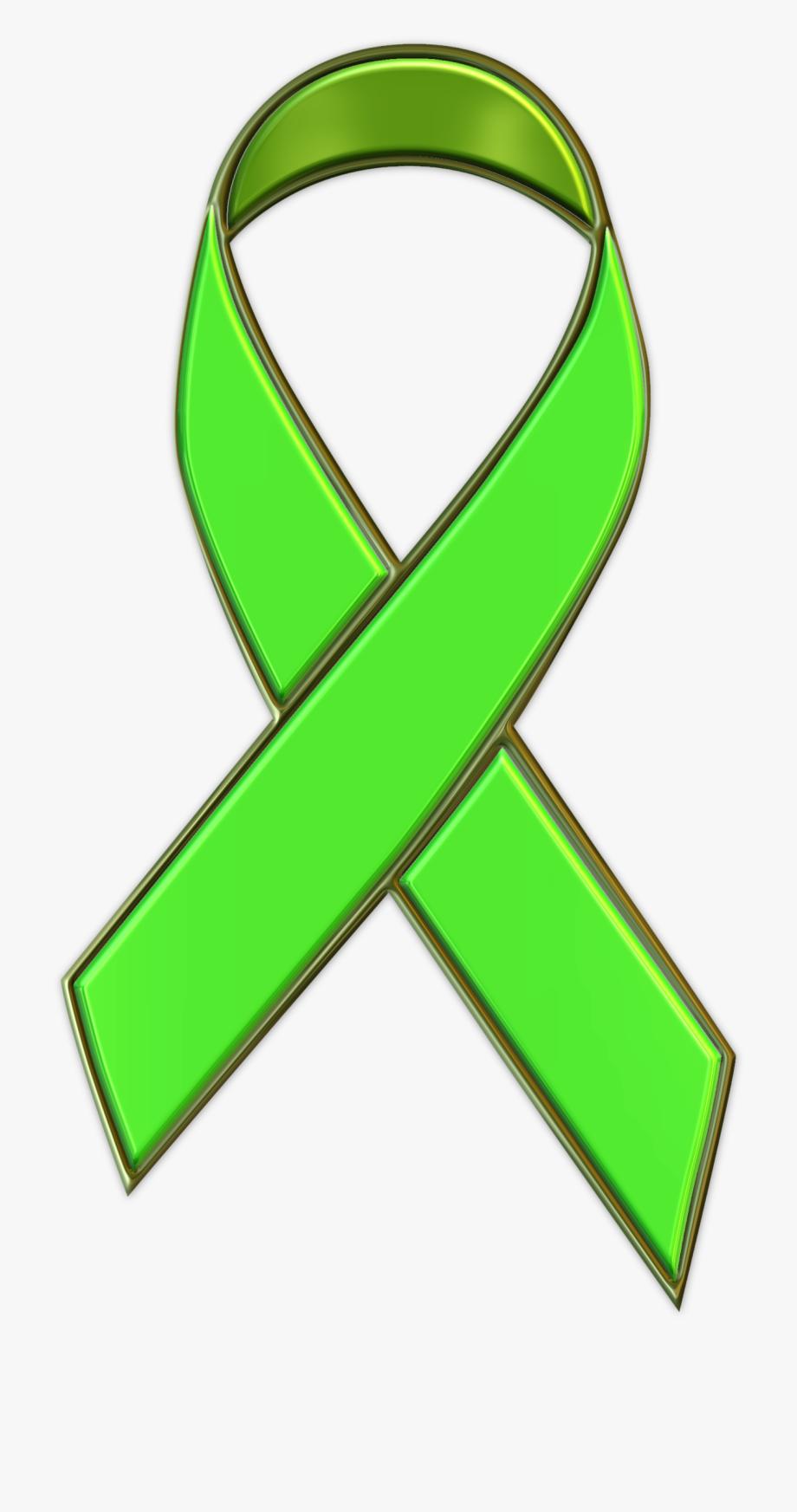 Health clipart health awareness. Mental ribbon png free