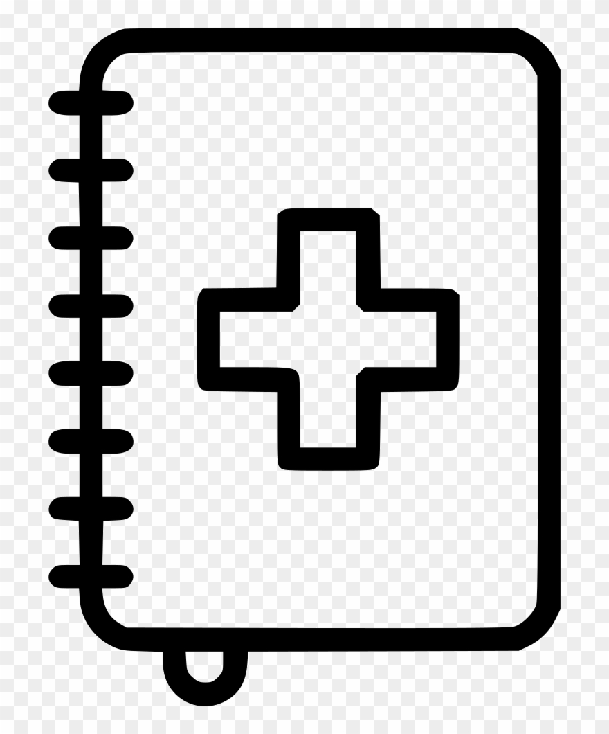 Health clipart health book. Healthcare medical icon png