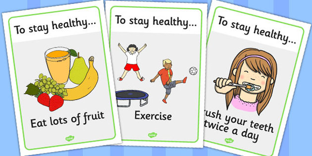 And display posters good. Healthy clipart health hygiene