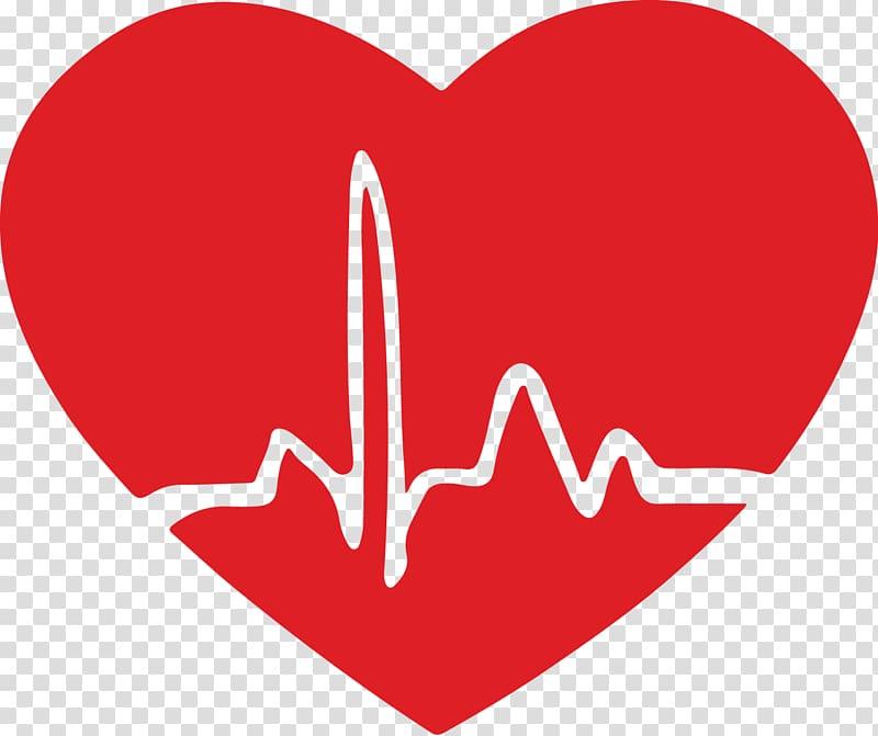 Insurance care medicine transparent. Heartbeat clipart health symbol