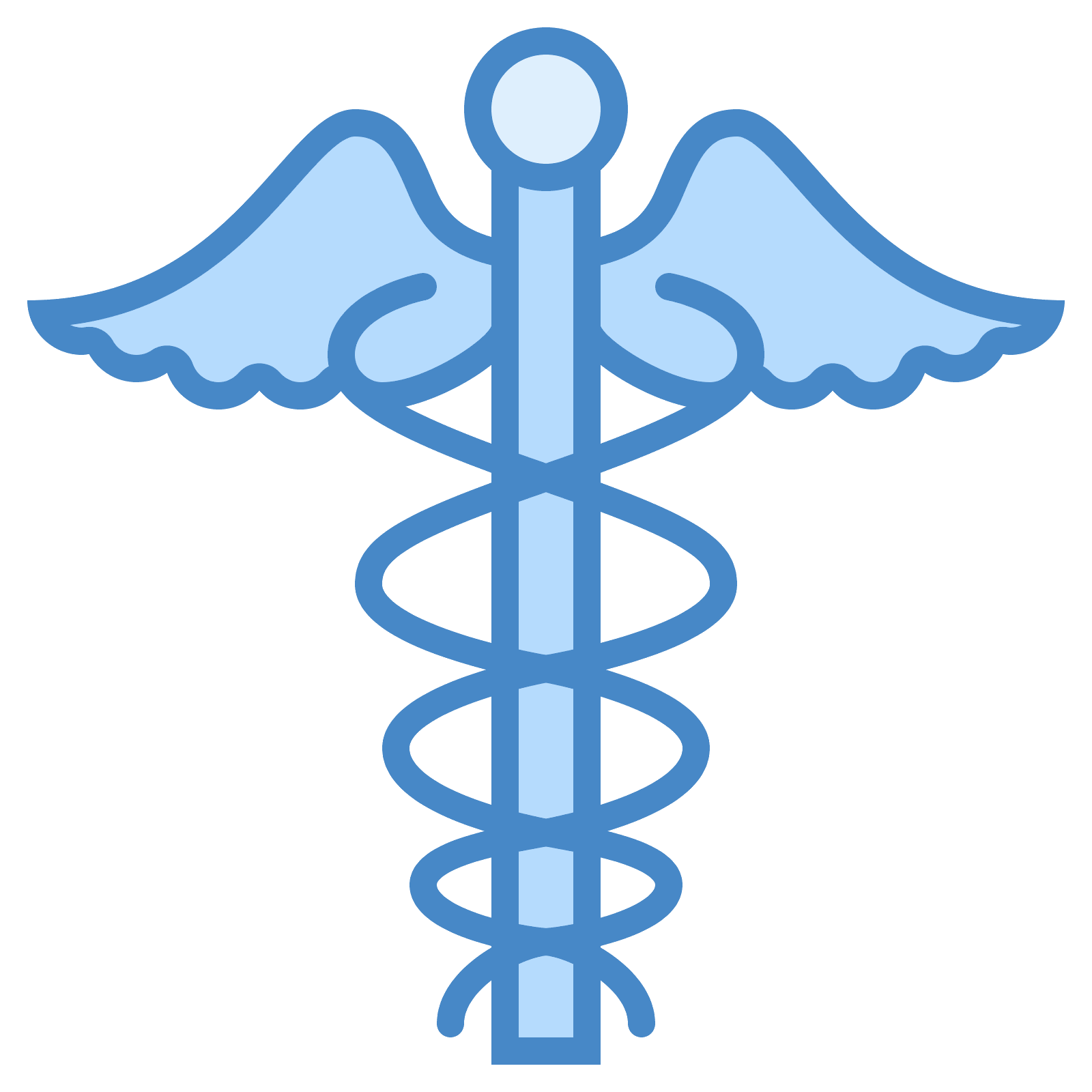 Medical clipart health issue. Staff of hermes medicine