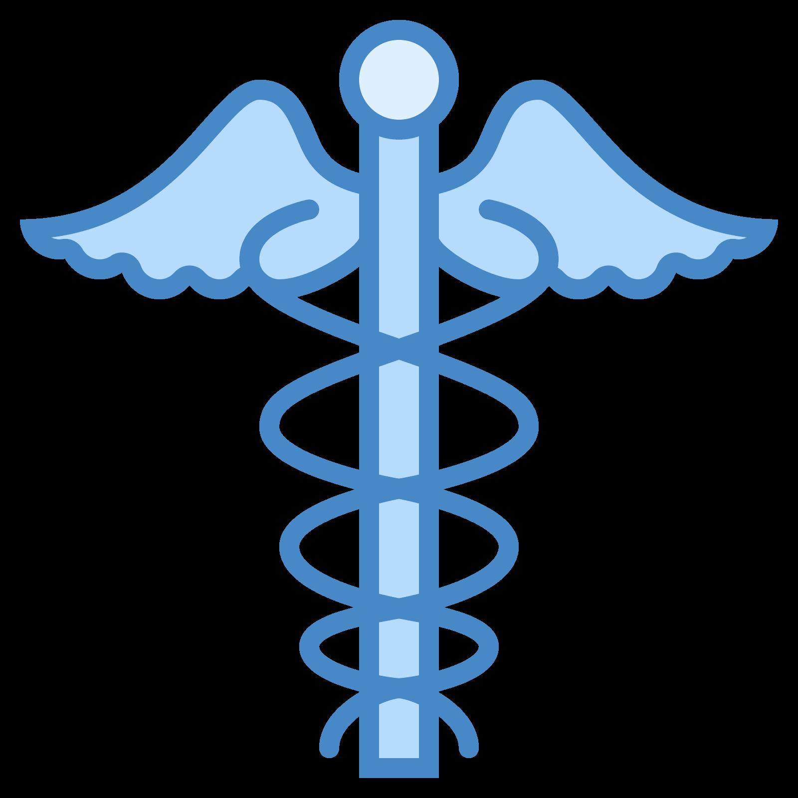 Staff of hermes medicine. Health clipart hospital symbol