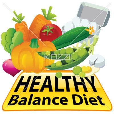 food clip art. Healthy clipart dietary