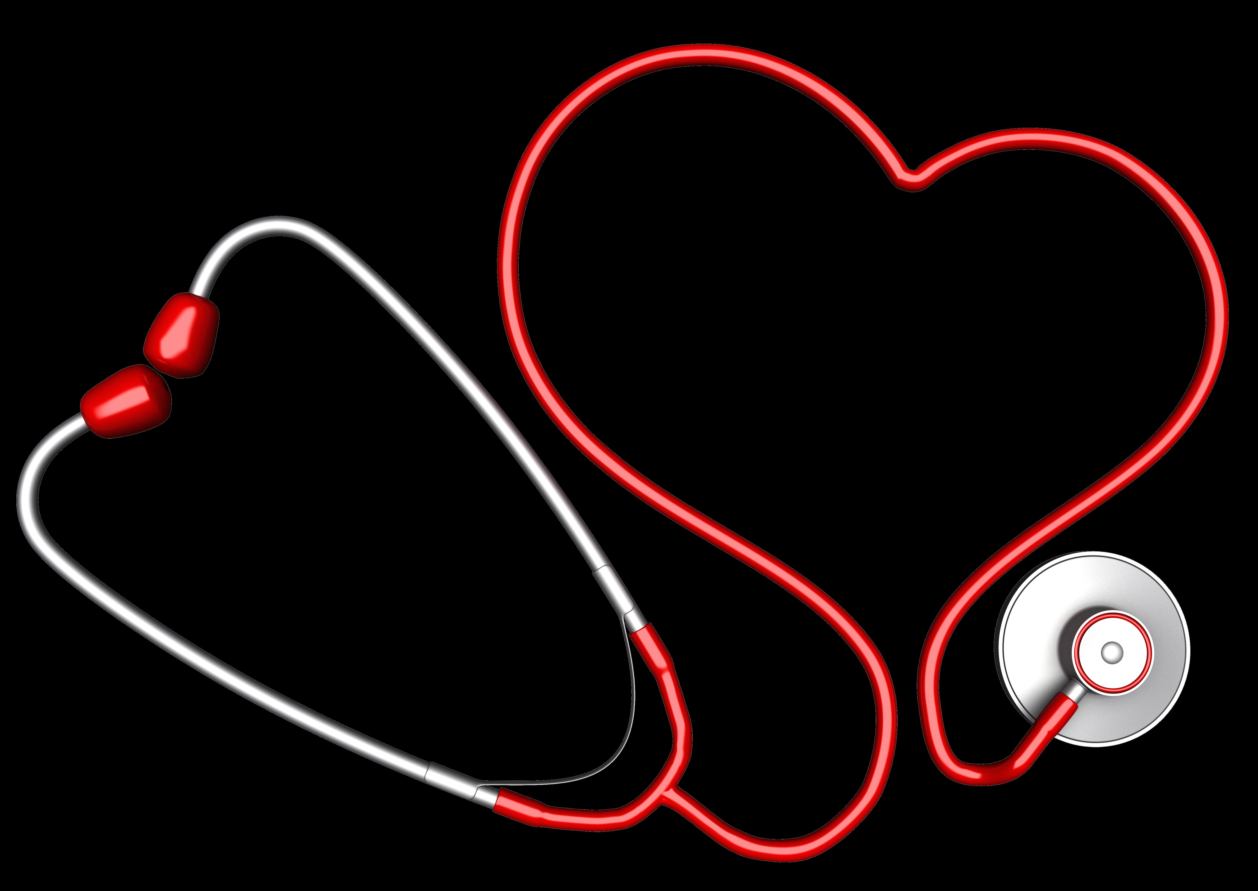 Nurse clipart stethoscope. Transparent page